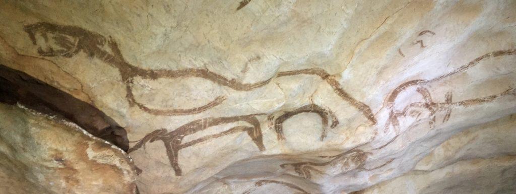 La grotte de Baume-Latrone